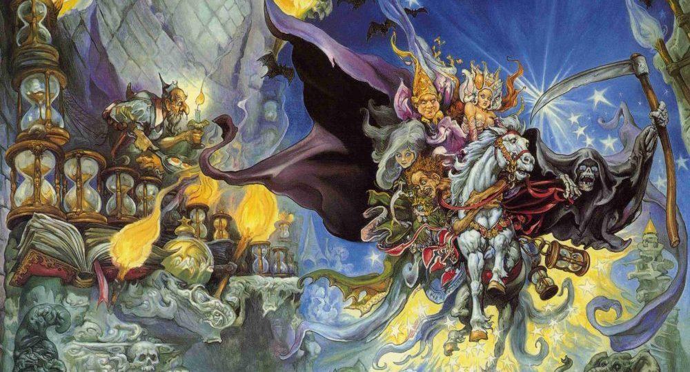 mort-discworld