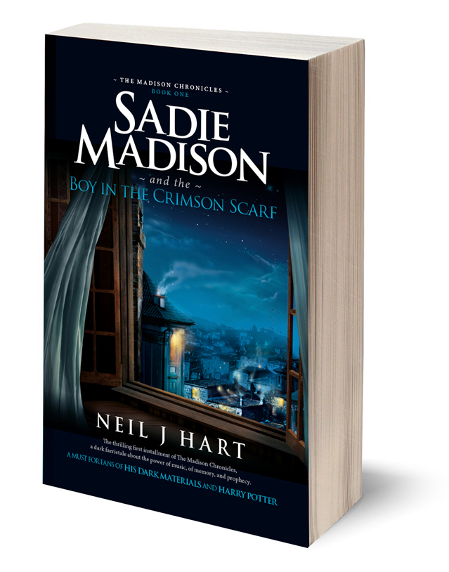 Neil J Hart The Madison Chronicles